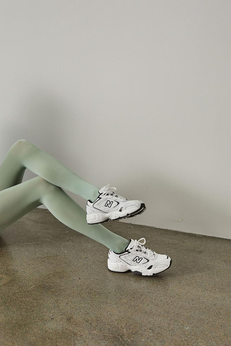 NAKED New Balance X452SB Sneaker Editorial
