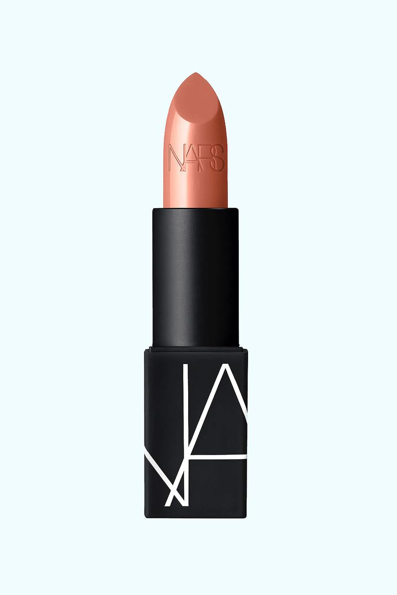 nars makeup lipstick pink nude shades beauty