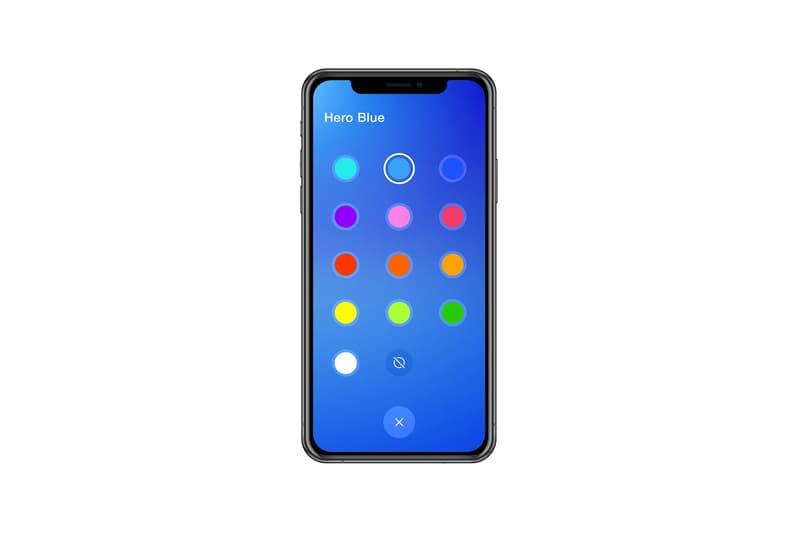 nike adapt huarache phone app sneaker led light glow siri custom tech technology