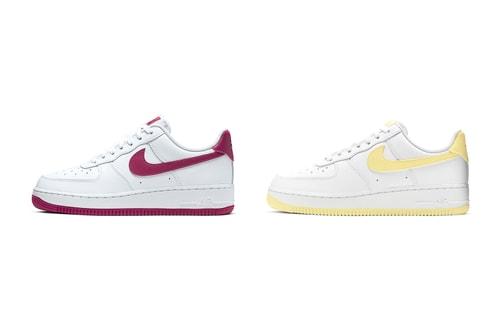 7d77fc92a5 Nike Air Force 1 | HYPEBAE