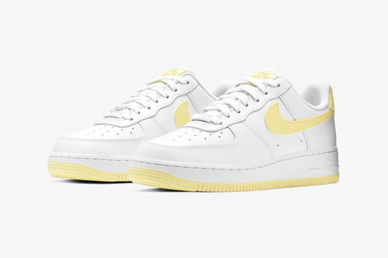 nike air force 1 af1 patent womens sneakers red dark pink pastel yellow wild cherry bicycle yellow sneakerhead footwear shoes