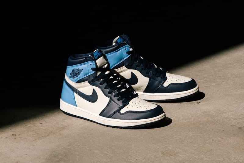 separation shoes 158b4 ad158 Nike's Air Jordan 1 in