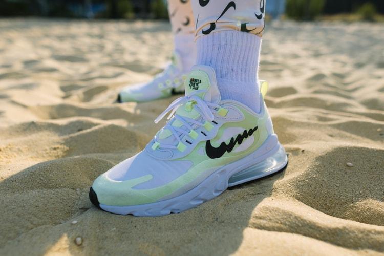 Nike Air Max 270 React Hypebae