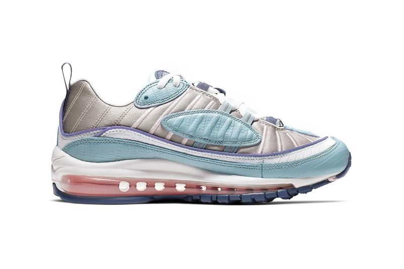 Nike Releases Air Max 98 in Sanded Purple Pumice