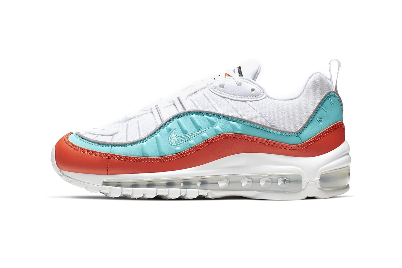 Nike's Air Max 98 SE in \