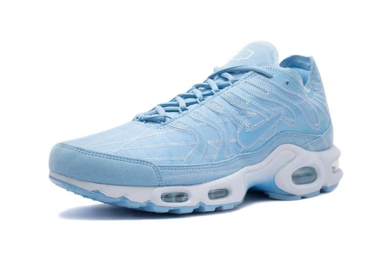 Nike Air Max Plus Deconstructed Psychic Blue