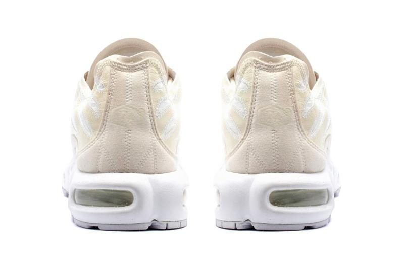 Nike Air Max Plus Deconstructed Beige White