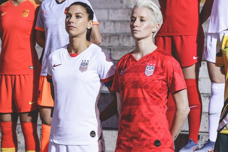 nike soccer football national womens female league nwsl partnership uniforms sports athletes