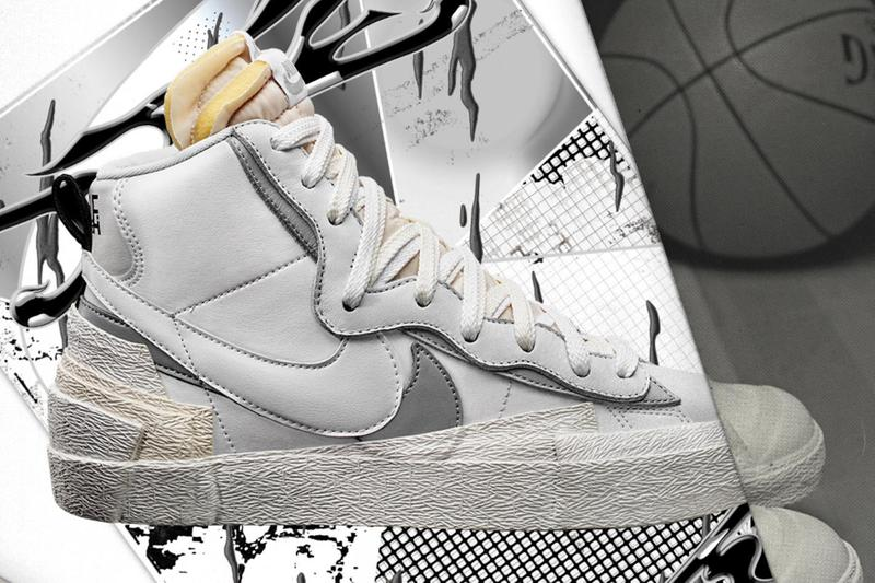 sacai x Nike Full Collection LDV Waffle Blazer Mid Release Date Campaign Naomi Osaka Ad Sneaker Shoe Drop Pink Green Yellow Black White