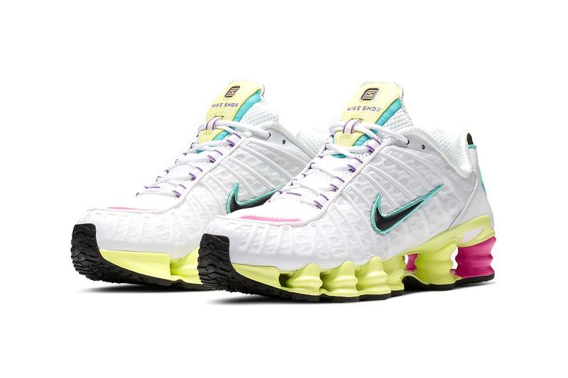 timeless design 2a0e6 49c2b Nike's Summer-Friendly Shox TL