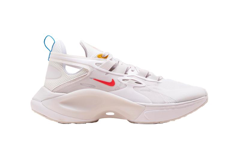 nike signal d/ms/x sneaker white orbit red blue hero black grey footwear shoe