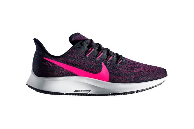 nike pink black white zoom air pegasus 36 turbo 2 fly 3 zoomx vaporfly next sneaker