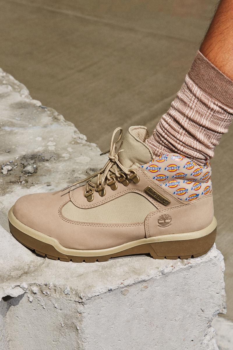 Opening Ceremony x Dickies x Timberland Collaboration Field Boot