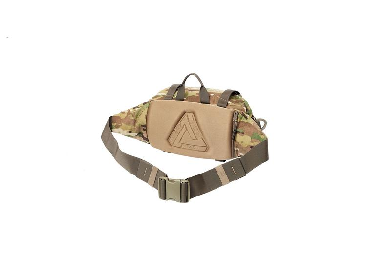 Palace Fall Winter 2019 Drop 2 Fanny Pack Camouflage Green Tan