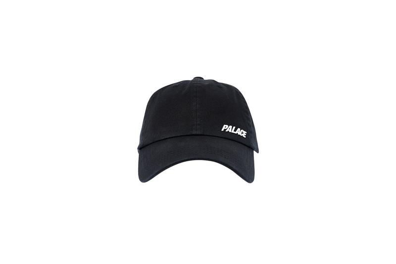 Palace Fall Winter 2019 Drop 2 Dad Hat Black
