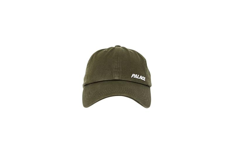 Palace Fall Winter 2019 Drop 2 Dad Hat Green