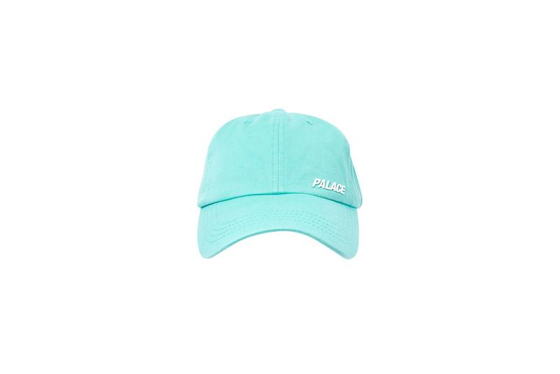 Palace Fall Winter 2019 Drop 2 Dad Hat Teal
