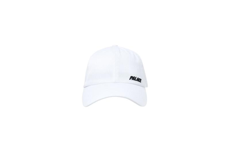 Palace Fall Winter 2019 Drop 2 Dad Hat White