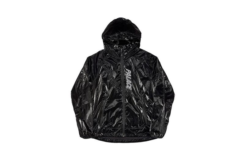 Palace Fall Winter 2019 August Drop 3 Jacket Black
