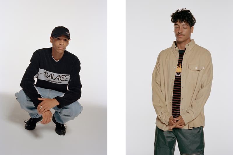 Palace Autumn 2019 Lookbook Collection Release Streetwear Skate Logo Pieces Drop Lucien Clarke Juergen Teller