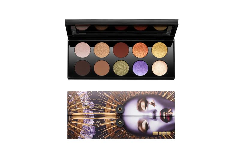 pat mcgrath labs mothership vi midnight sun eye palette eyeshadow makeup release date smokey beauty paris maison margiela haute couture sephora