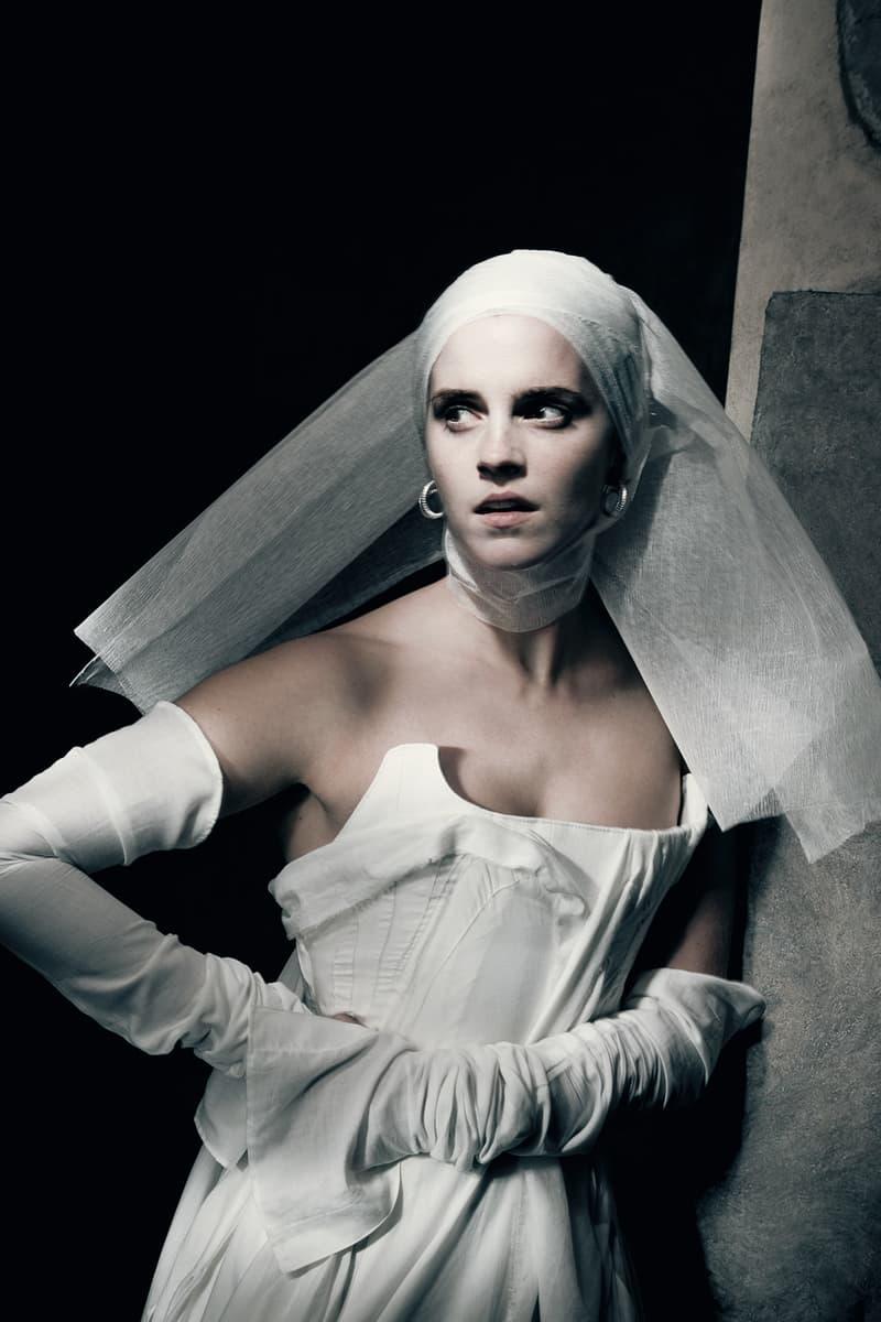 Pirelli 2020 Calendar Looking For Juliet Emma Watson