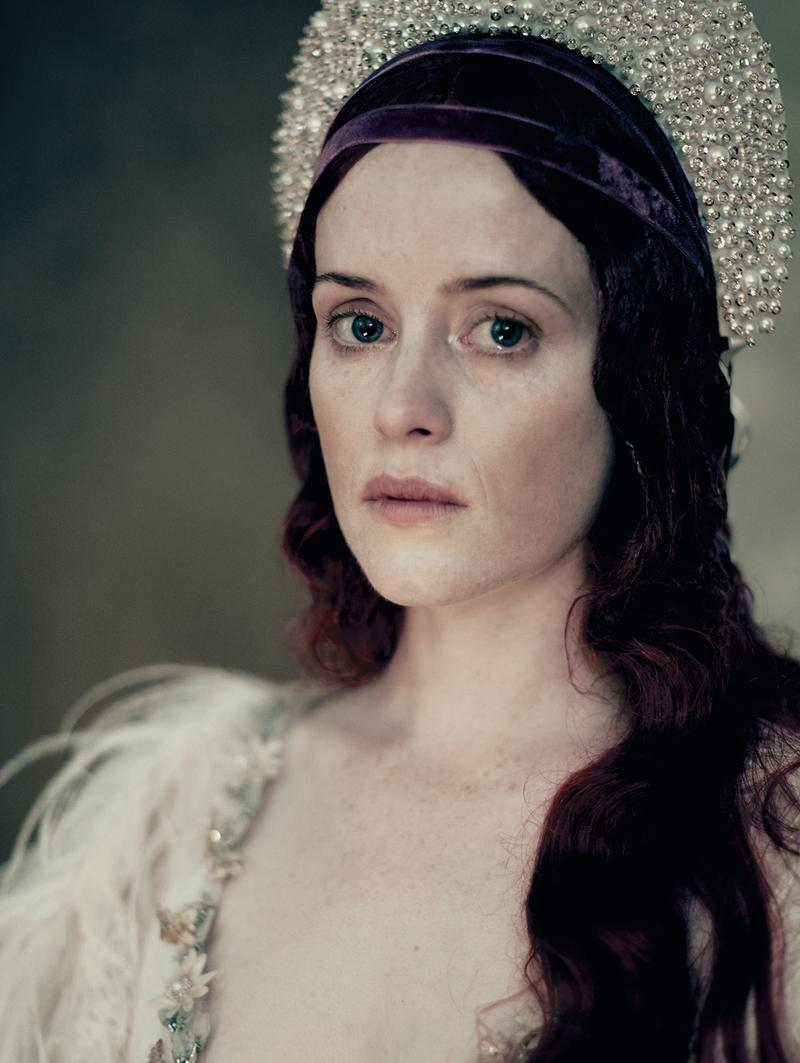Pirelli 2020 Calendar Looking For Juliet Claire Foy