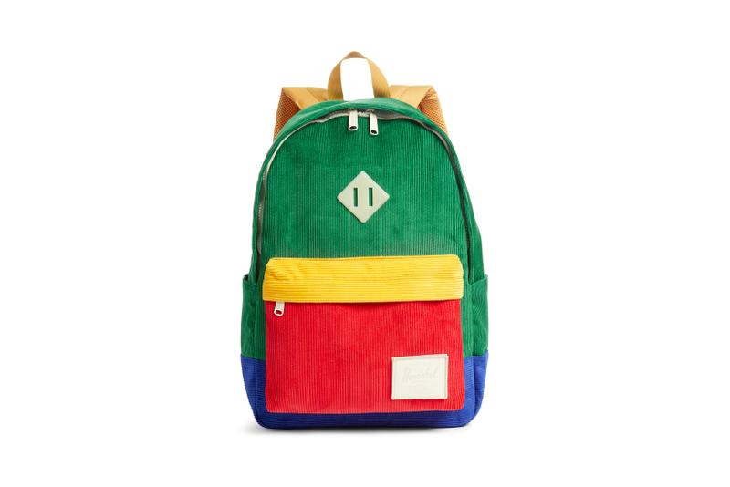 pop in at nordstrom herschel collaboration olivia kim backpacks suitcases belt bags wallets release nova mini grove small cruz crossbody seventeen hip sack