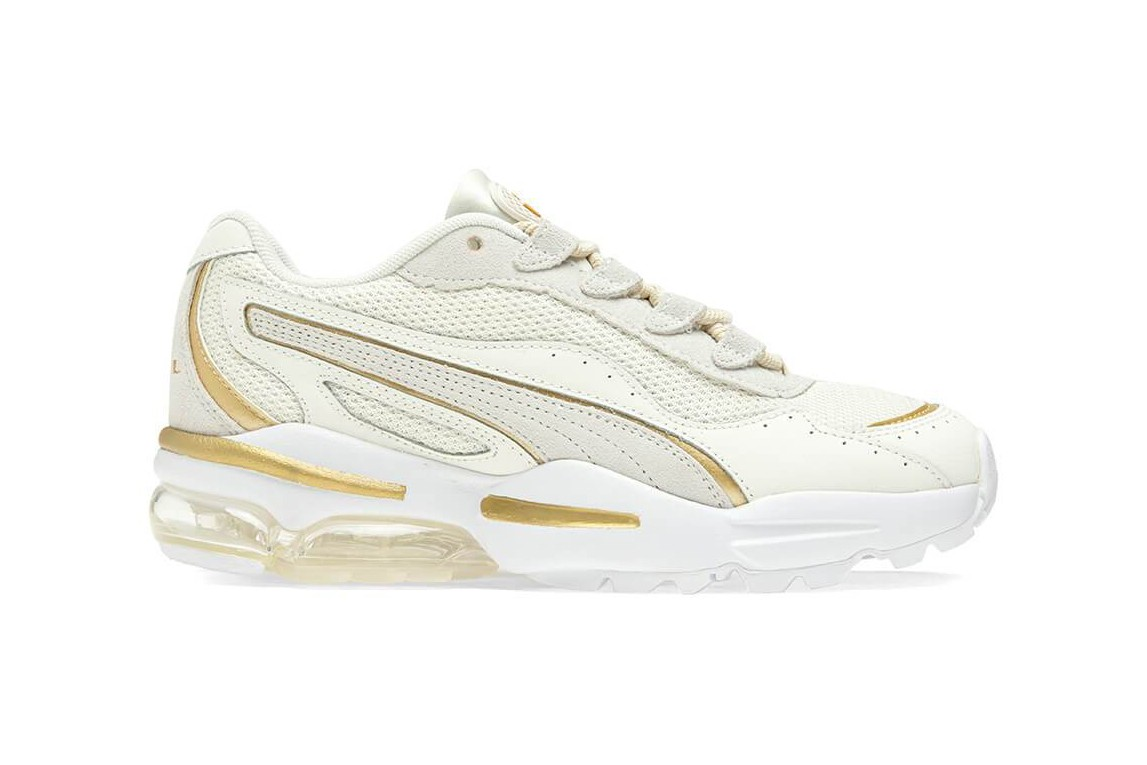 Shop PUMA Cell Stellar Soft White Gold