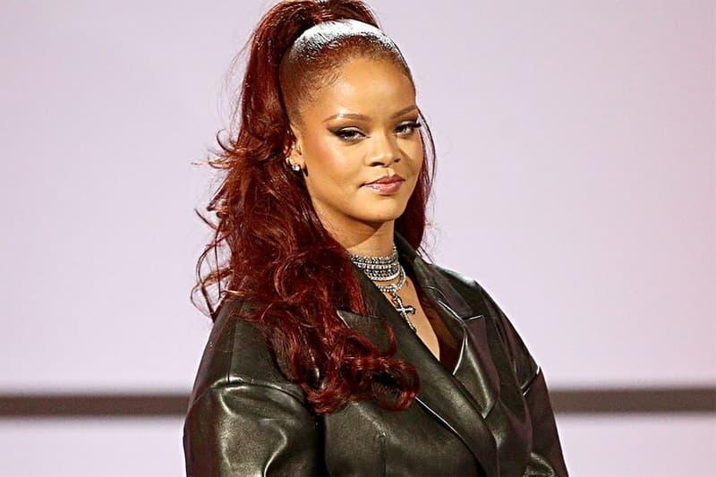 Rihanna Jacket Black