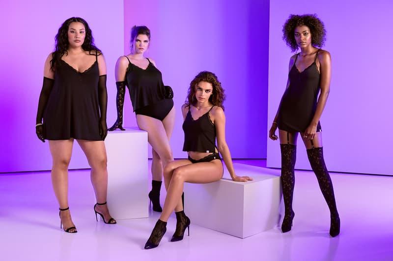 savage x fenty underwear sleepwear lingier clf clara lionel foundation girl
