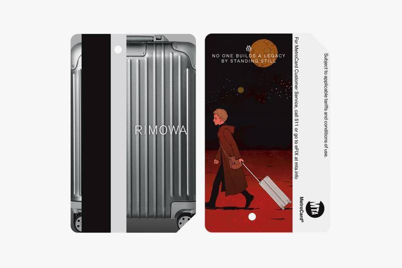 Rimowa MetroCards New York City NYC