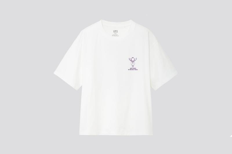 Sailor Moon x Uniqlo UT Collection T Shirt White