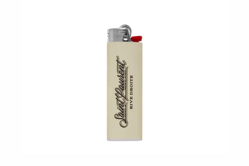 Saint Laurent Rive Droite 007 Capsule Tee Lighter