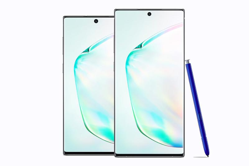samsung galaxy note 10 plus tech technology phones