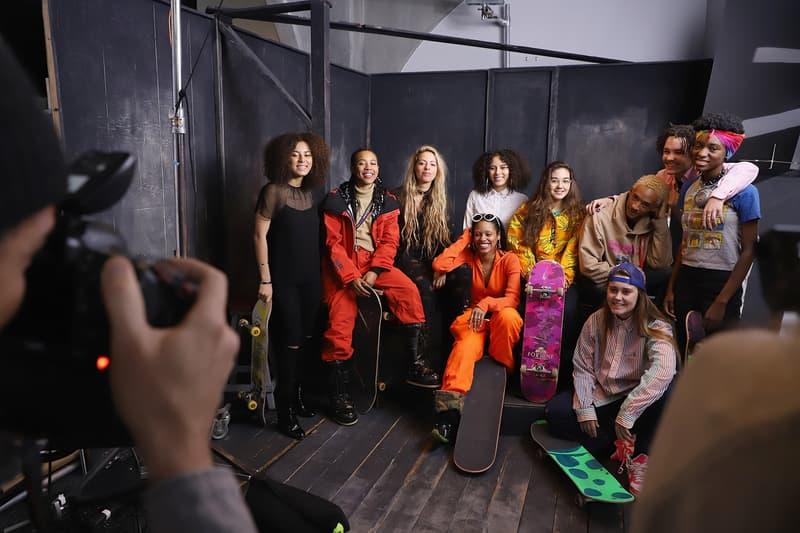 skate kitchen skateboarding comedy series hbo betty tv television female actresses women skater