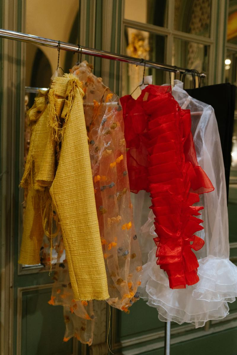 Slashed By Tia Spring Summer 2020 Presentation Jackets Red Yellow White