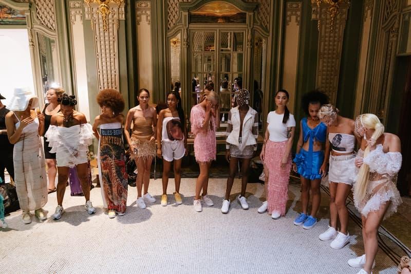 Slashed By Tia Spring Summer 2020 Presentation Dresses Tops Pink White Blue