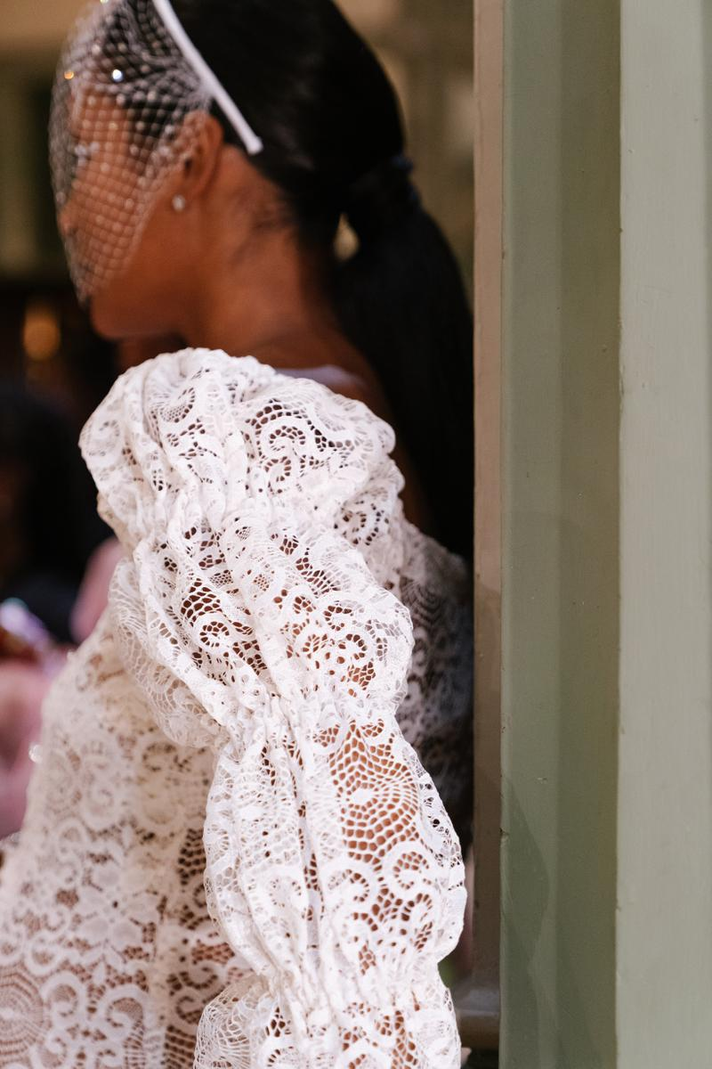 Slashed By Tia Spring Summer 2020 Presentation Dress White