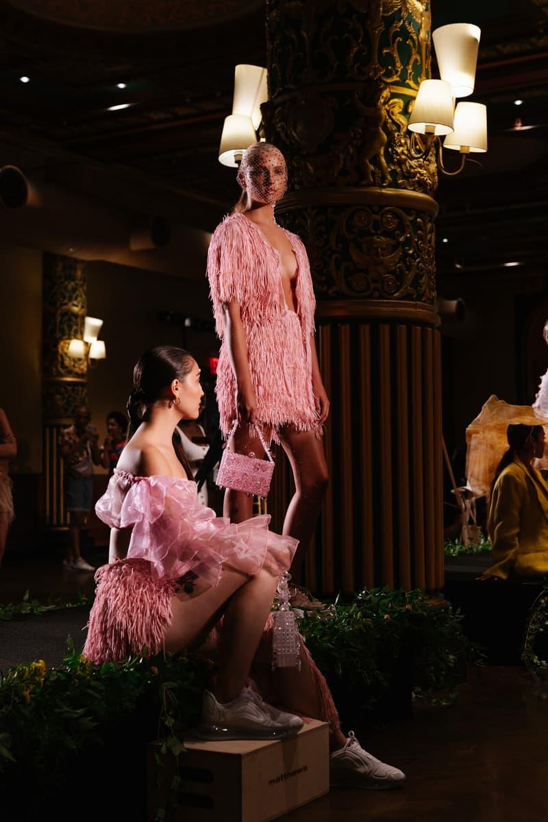 Slashed By Tia Spring Summer 2020 Presentation Top Skirt Pink