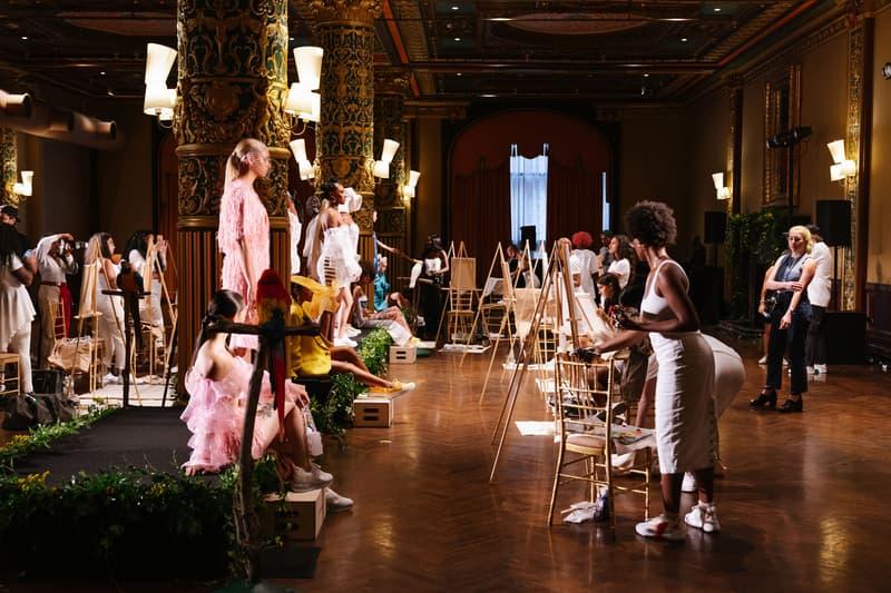 Slashed By Tia Spring Summer 2020 Presentation Dresses Pink