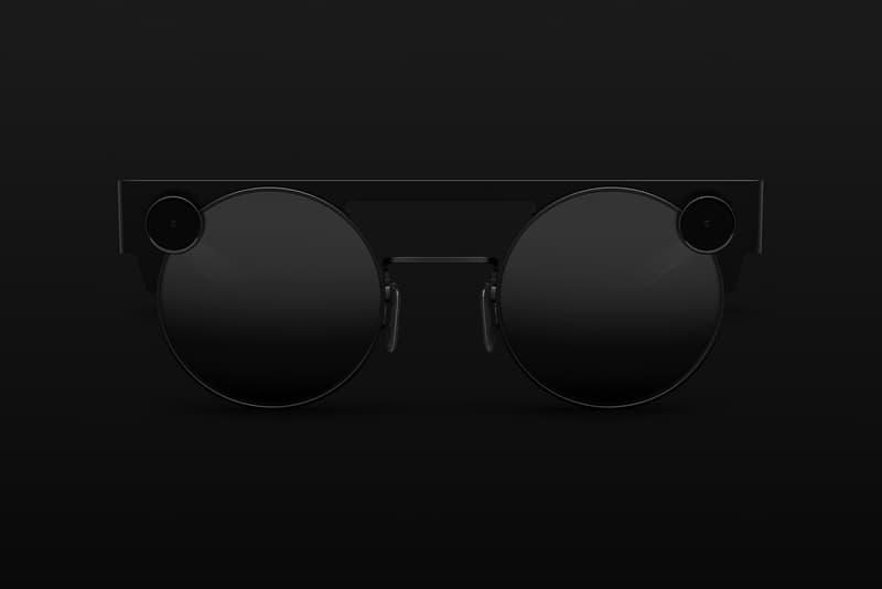 Snap Spectacles 3 Sunglasses Carbon Black