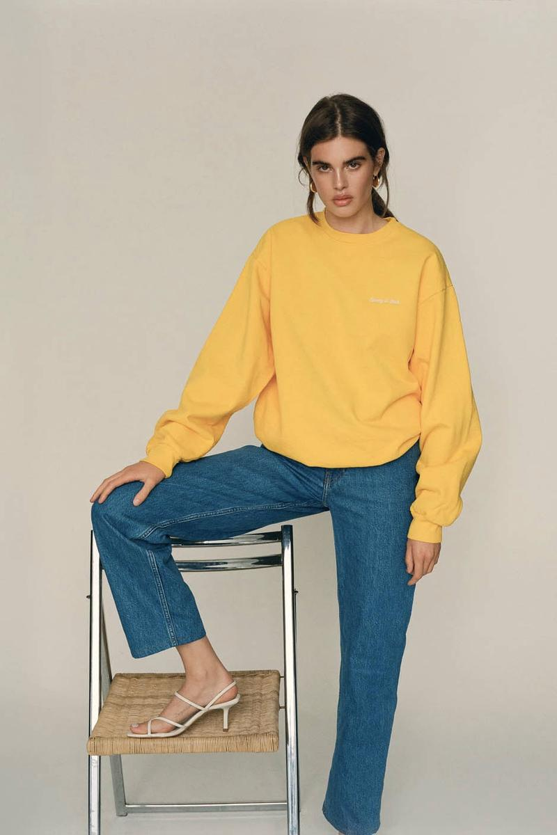 Sporty & Rich Emily Oberg Fall/Winter 2019 Drop Collection Lookbook Hoodies Streetwear