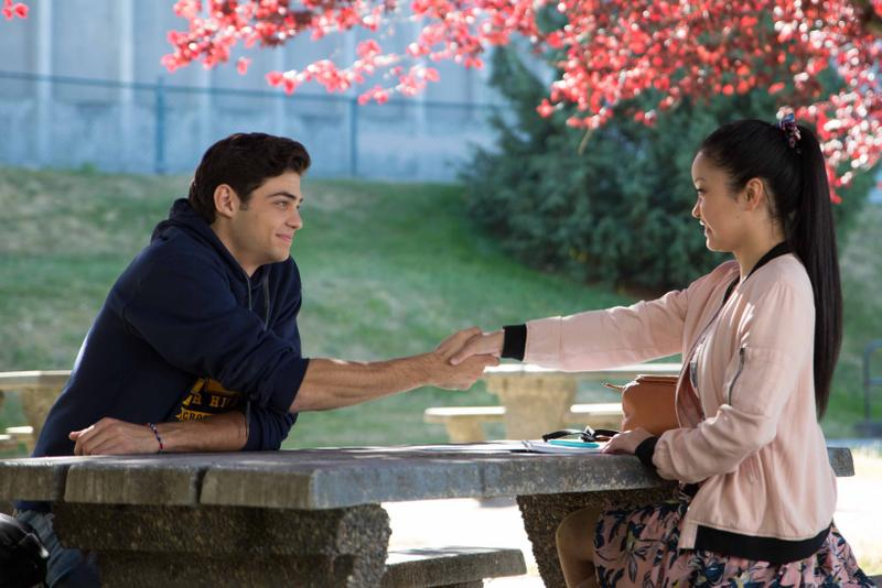 to all the boys ive loved before ps i love you sequel netflix movie release date lana condor lara jean noah centineo peter kavinsky romantic comedy love couple
