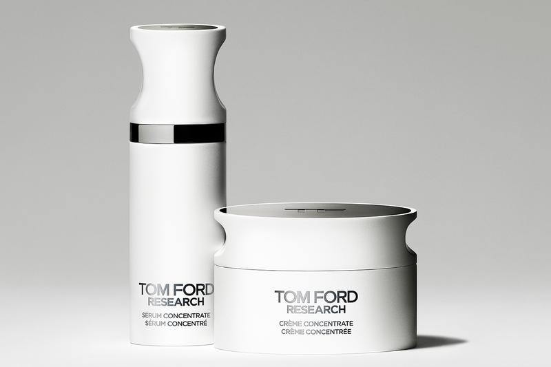 tom ford beauty skincare cream creme concentrate cream serum packaging