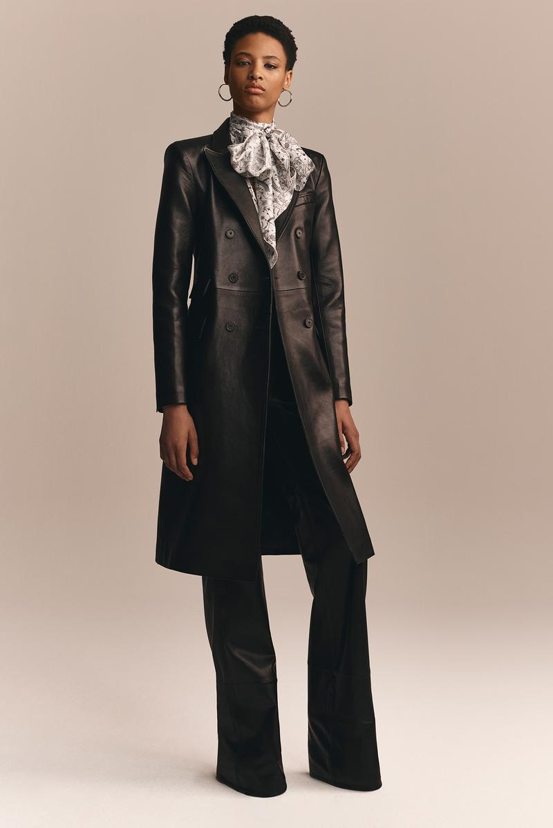 TommyXZendaya Fall Winter 2019 Collection Lookbook Jacket Pants Black