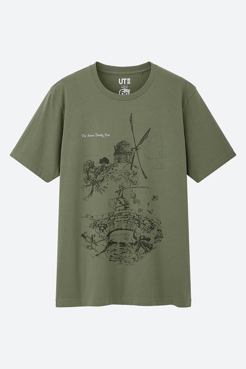 'Shonen Jump' x Uniqlo UT Manga T-Shirt Collaboration