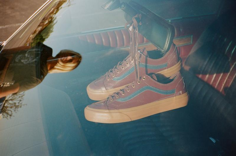 vans style 36 collaboration alex knost surfing cadillac burgundy