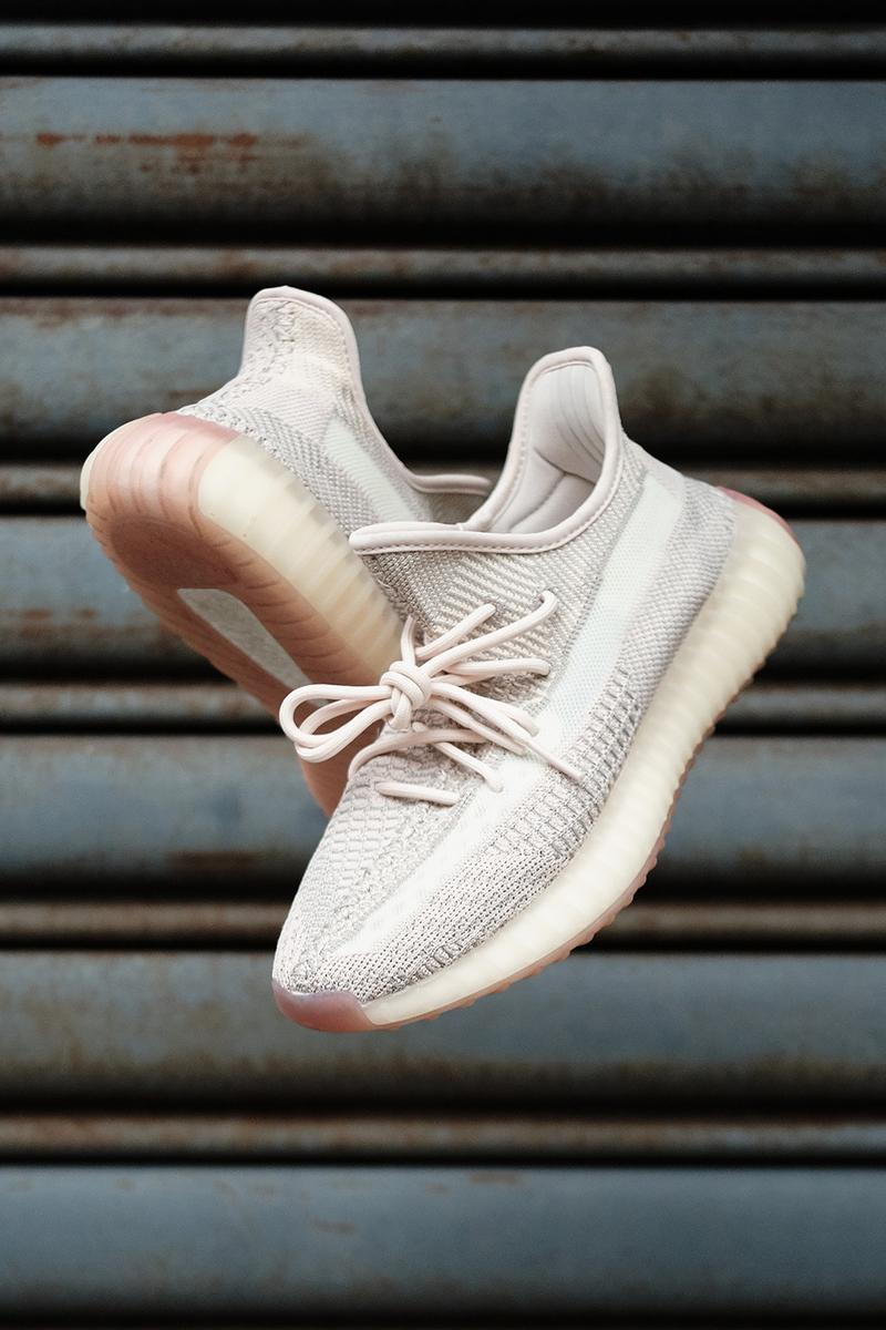 100% authentic 6b69c 70258 YEEZY BOOST 350 V2 Citrin Non-Reflective Sneaker | HYPEBAE