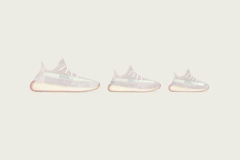 adidas originals kanye west yeezy boost 350 v2 citrin release date sneakers shoes footwear sneakerhead pale yellow